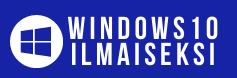 Windows10 ilmaiseksi logo